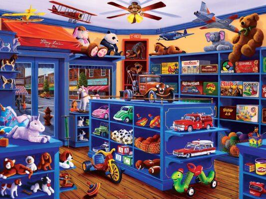 Kinh nghiệm mở cửa hàng bán đồ chơi trẻ em