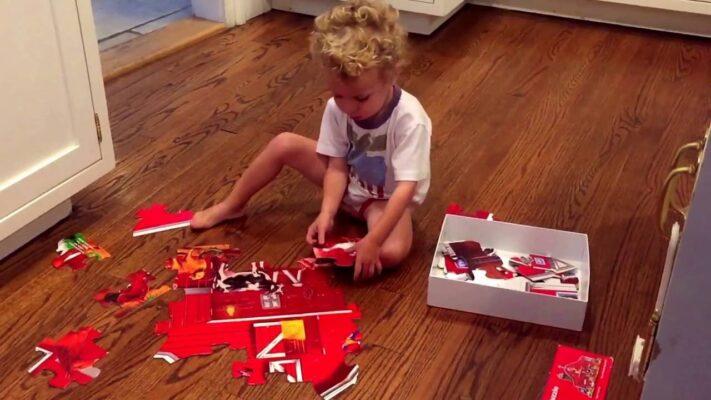 Tranh ghép hình cho bé 3 tuổi
